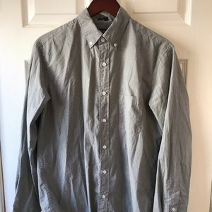 J. CREW BUTTON UP. Sz. MEDIUM. SLIM FIT.